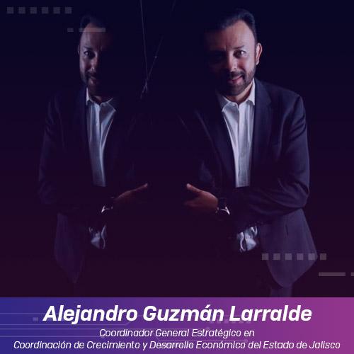 Alejandro Guzmán Larralde