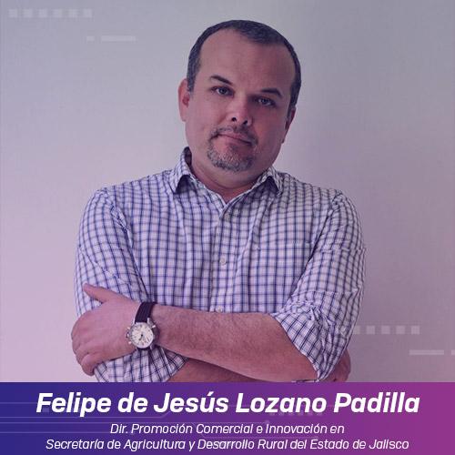 Felipe de Jesús Lozano Padilla